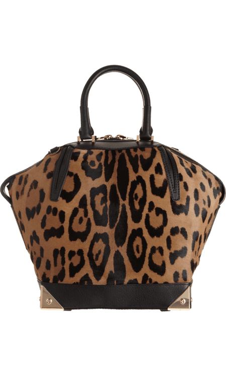 My new work tote — I'm pretty sure I could squeeze my laptop in this Alexander Wang Haircalf Tote ($1,100) — I promise, I'd make it work just to have that gorgeous print and luxe texture in tow. — Hannah Weil, associate editor