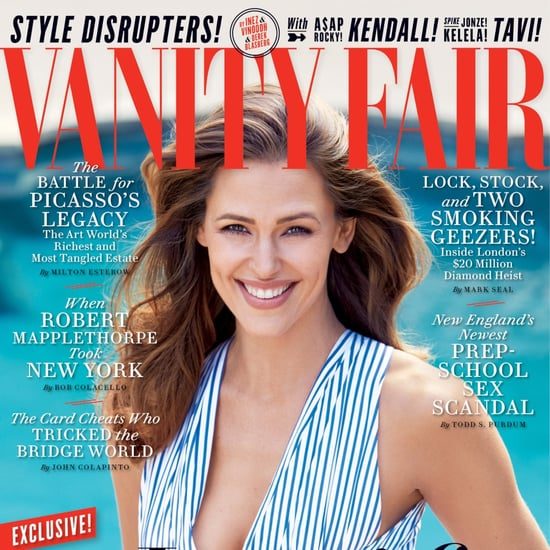 Jennifer Garner Talks About Ben Affleck in Vanity Fair 2016