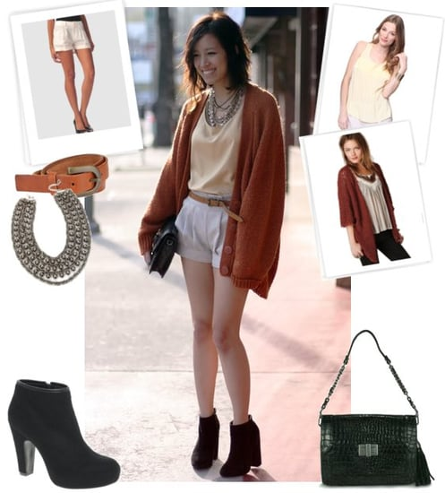 Rachel Nguyen That's Chic Spring 2011 Street Style Photos