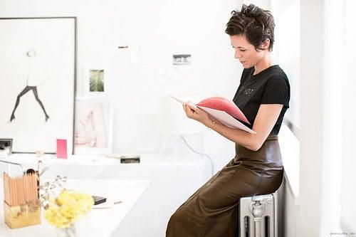 Garance Doré for Zara; a Veda Designer's Beauty Rituals