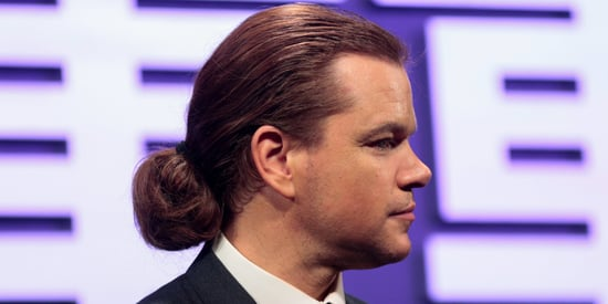 Are You There, God? It's Me, Matt Damon's Glorious Man Pony