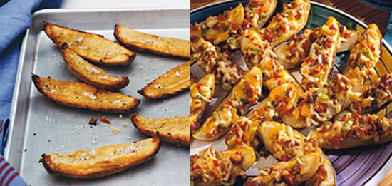 Easy & Expert Super Bowl Recipes For Potato Skins