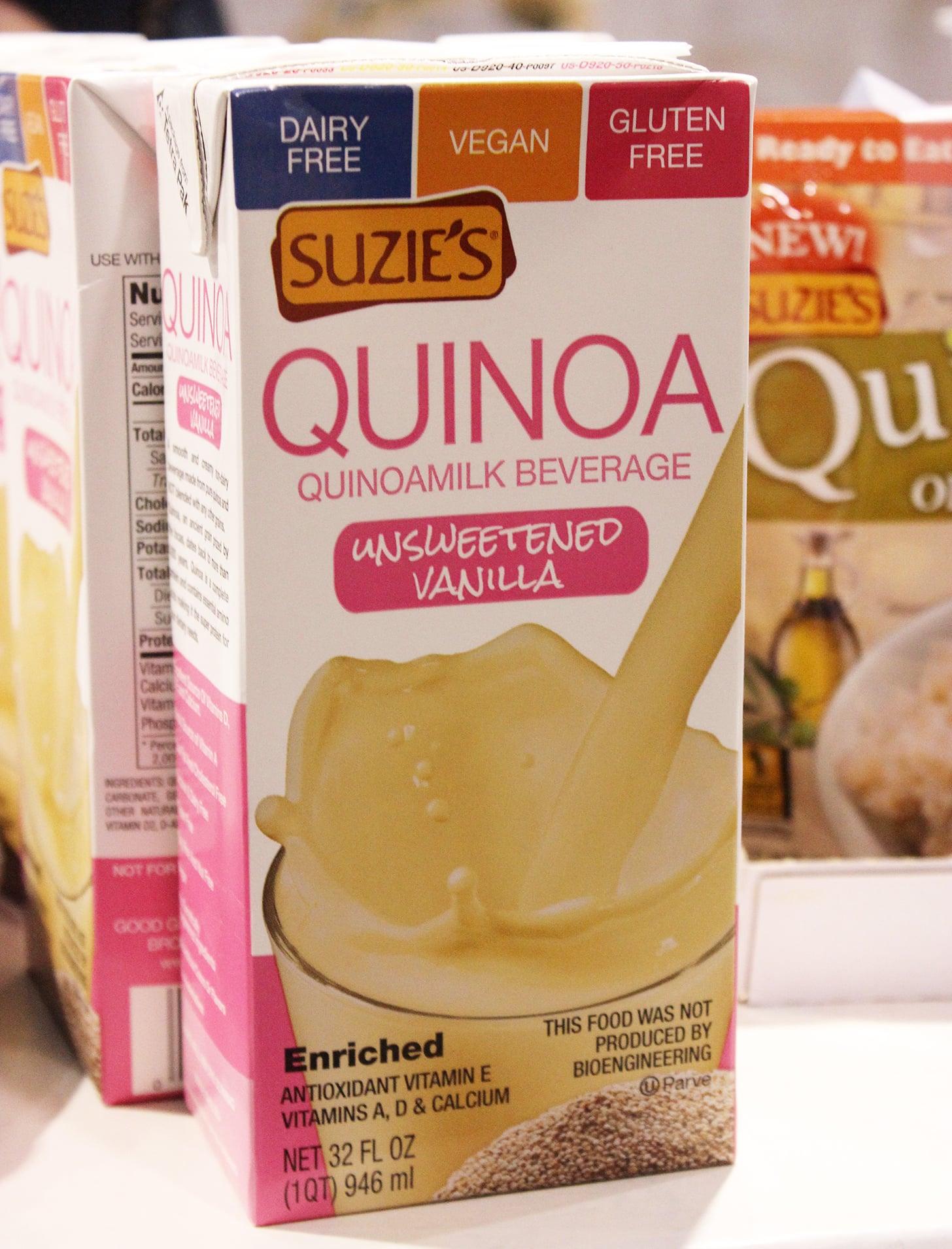 Lots of Quinoa