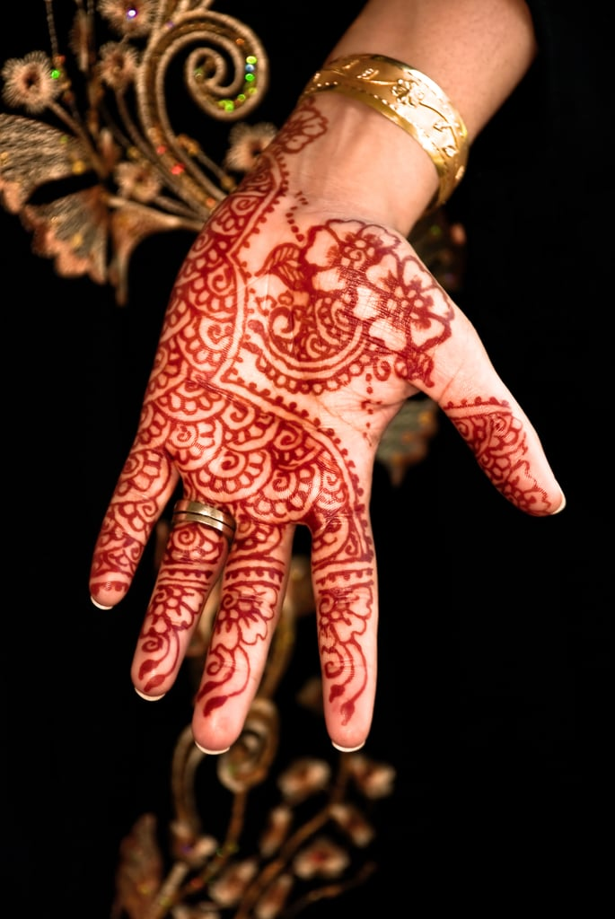 Get a Henna Tattoo in India
