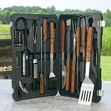 Off To Market: BBQ Tools