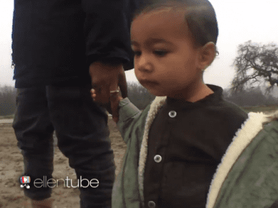 """Kanye West's Video For """"Only One"""" Features North West, Makes Me Cry"""