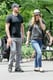 Drew Barrymore and her husband, Will Kopelman, took a sweet stroll through Central Park in NYC on Sunday.