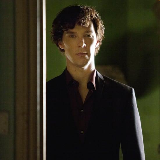 Benedict Cumberbatch in Sherlock GIFs