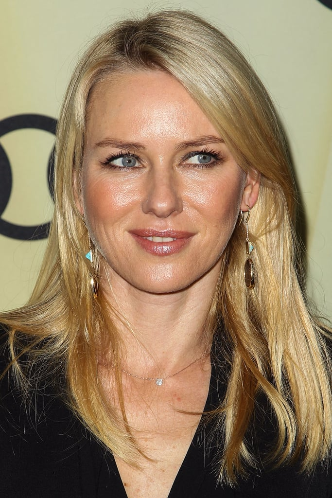 Naomi Watts smiled in LA.
