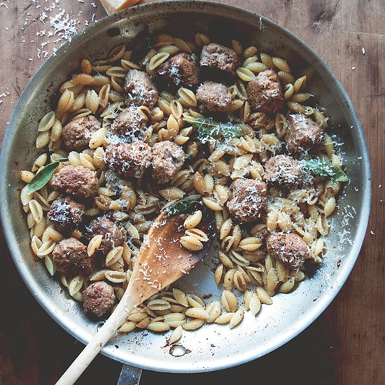 Pasta With Fennel Sausage