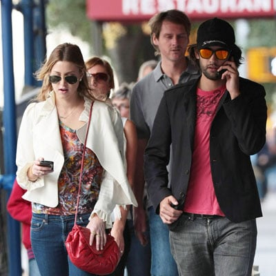 Whitney Port and Jay Lyon Out in NYC
