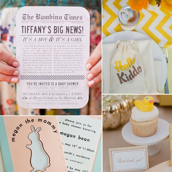 It's a Boy, or a Girl! 27 Shower Ideas For a Surprise Baby-on-Board!
