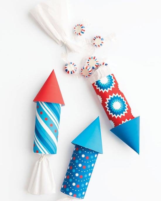 Make These: Fourth of July Rockets