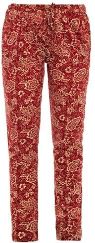 Isabel Marant Étoile Sid cotton trousers