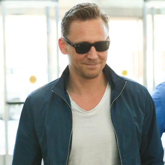 Tom Hiddleston Out in NYC July 2016