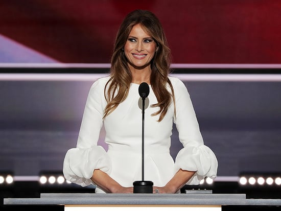 Critics Point Out Melania Trump's RNC Speech Shares Striking Similarities to Michelle Obama's 2008 Address