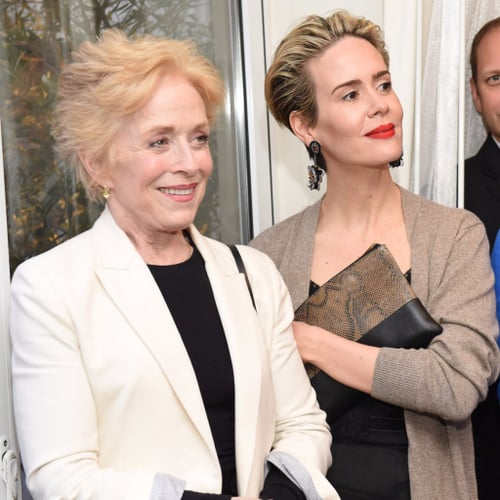 Sarah Paulson and Holland Taylor at Charity Event in LA
