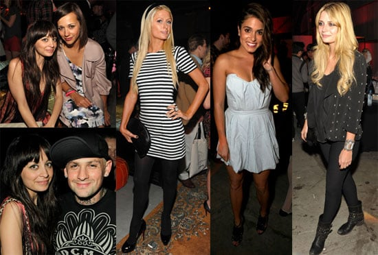 Pictures of Paris Hilton, Nicole Richie, Samantha Ronson And More Celebrating Charlotte Ronson's I Heart Ronson Collection