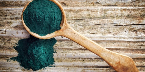 Spirulina, The Health Food Supplement That's Basically Pond Scum