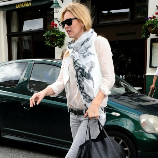 Kate Moss Pictures on Sadie Frost's Birthday