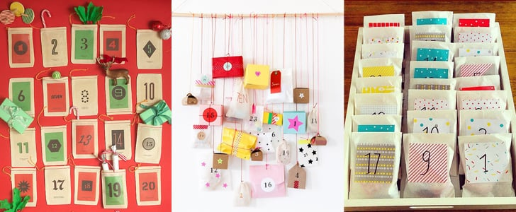POPSUGAR Shout Out: Get Ready For Christmas With These Adorable Advent Calendars