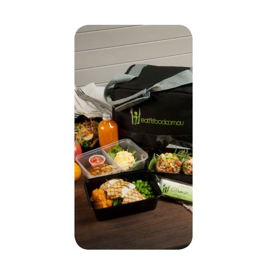 Eat Fit Food, prices vary