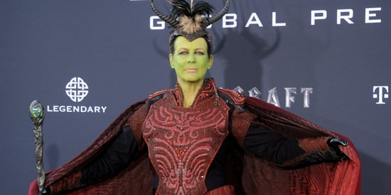 Jamie Lee Curtis Orc-Hestrated A Cosplay Miracle For 'Warcraft' Premiere