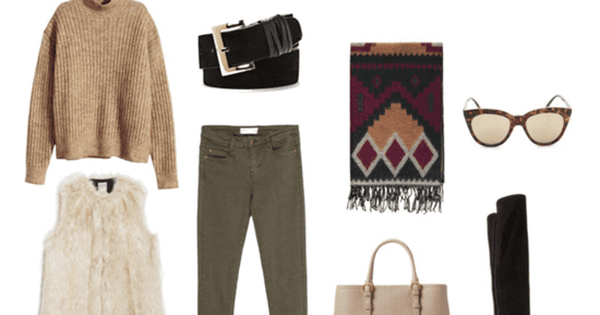 3 Of The Coziest Outfits You'll Want To Copy This Weekend