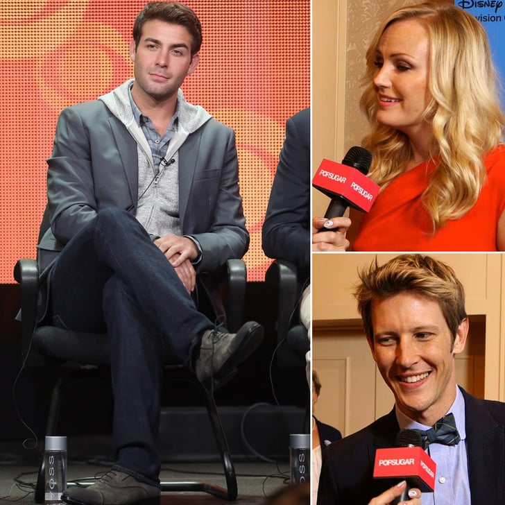 All Our Celebrity Interviews From the 2013 Summer TCA in One Place!