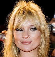 Kate Moss Goes Green — With a Little Help From a Famous Friend!