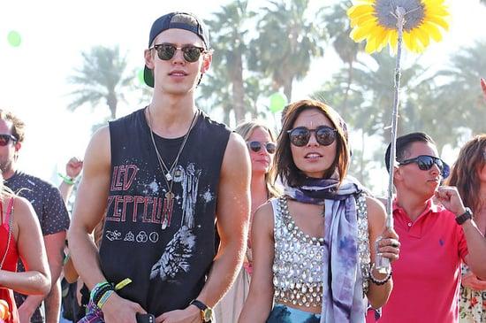A History Of Vanessa Hudgens At Coachella
