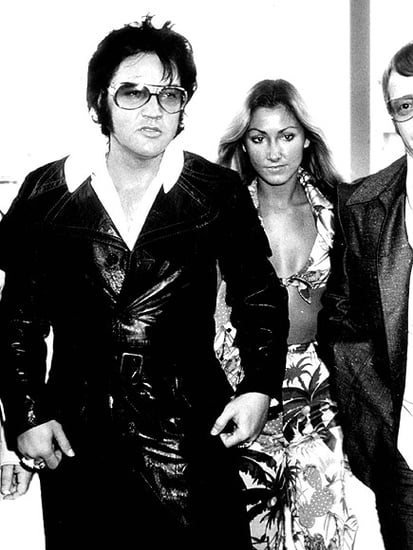 Inside Elvis' Desperate Battle with Diet and Drugs - And How Linda Thompson Saved Him from Drowning in a Bowl of Chicken Soup