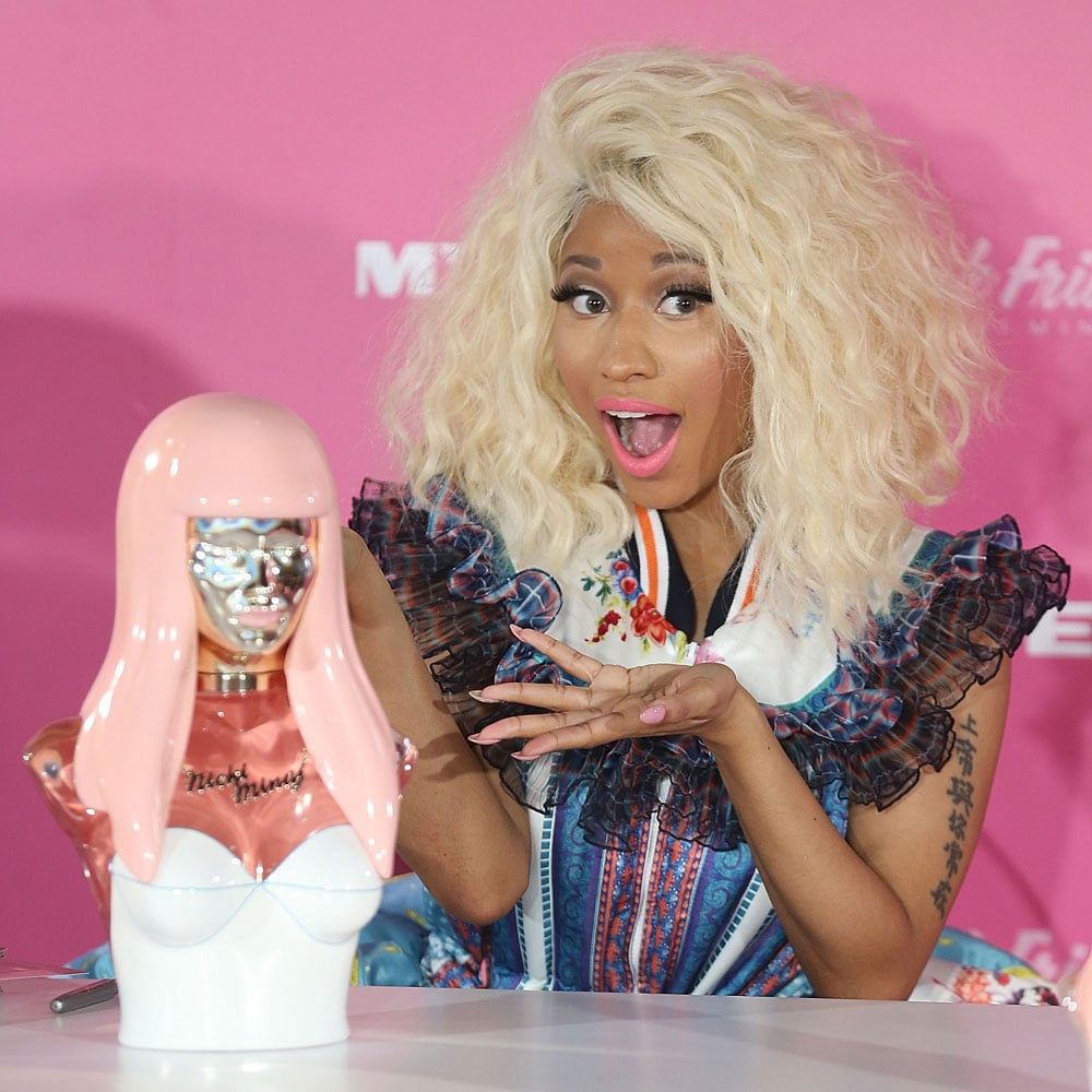 Nicki Minaj Launches Pink Friday at Myer Sydney