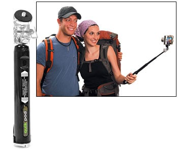 Go-Go Gadget Arm With The New Quik Pod
