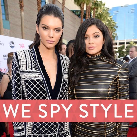 Kendall Jenner Wears Balmain x H&M   Video
