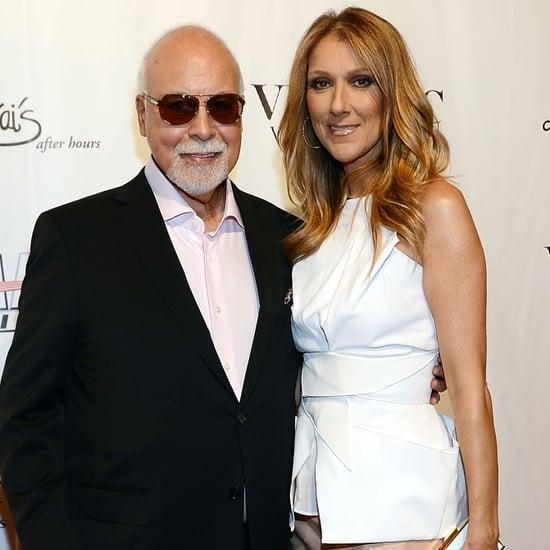Celine Dion's Husband Rene Angelil Dead at 73