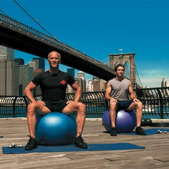 David Kirsch's Ultimate New Year's Workout