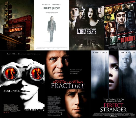 Which Current Thriller Are You Most Interested to See?