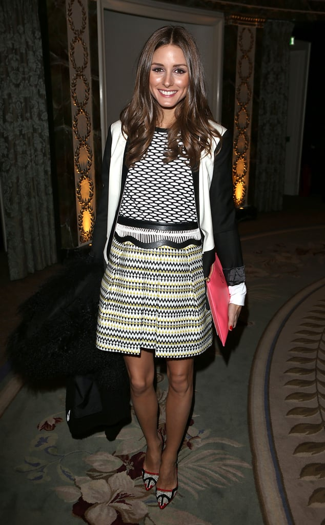 Olivia Palermo at Temperley London