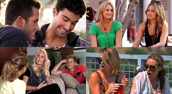 """The Hills Recap Quiz: Episode Eight """"Don't Act Innocent"""" Sun 16 Nov. Lauren Conrad, Audrina Patridge, Heidi Montag, Whitney Port"""