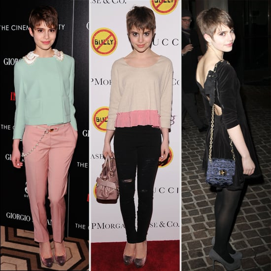 Our Latest Style Crush: Sami Gayle. This Up and Coming Actress of Detachment Fame Has Some Stalk-Worthy Style