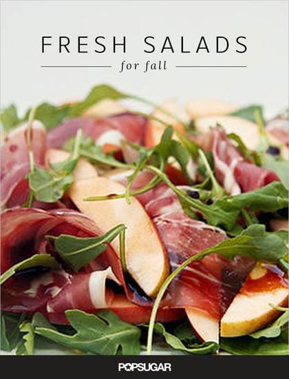 12 Crisp, Fresh Salads to Make Room For This Fall