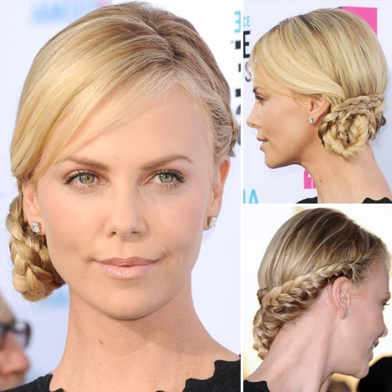 Re-Create Charlize Theron's Jaw-Droppingly Gorgeous CCMA Look