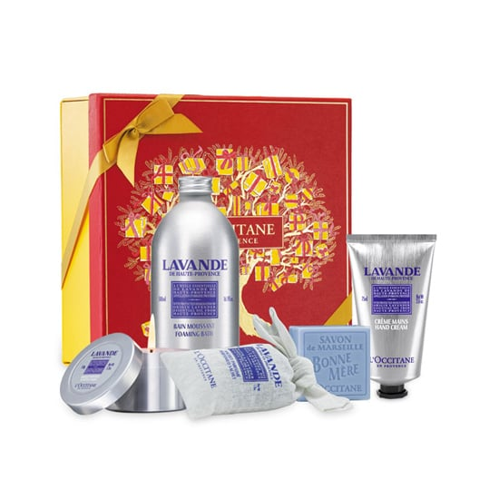 No one does a gift set like L'Occitane, and the lavender from its incredibly sumptuous Lavender Spa Gift Set ($68, originally $100) is sourced directly from Provence, France. It's like giving a mini vacation without the price tag.
