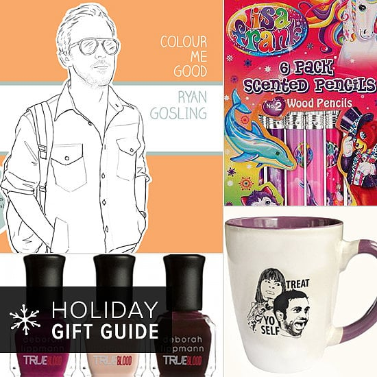 POPSUGAR Entertainment has picked out trinkets for one of the most fun parts of Christmas morning: stockings! These particular stocking stuffers are pop culture-inspired, so the TV and movie buffs in the house will love digging into these cute, inexpensive gifts this season.