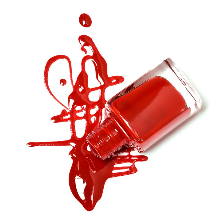 How to Clean Up Nail Polish Stains and Spills
