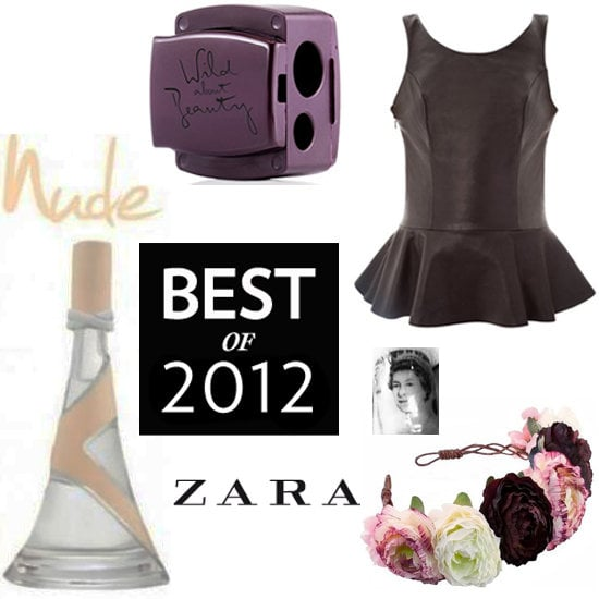 Best of Beauty and Fashion in 2012