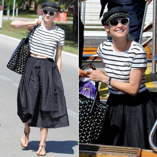 Diane Kruger Fashion Get the Look Venice Film Festival