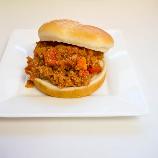 Fast and Easy Turkey Sloppy Joes Recipe