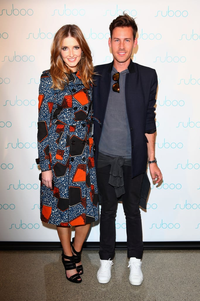 Kate Waterhouse and Liam McKessar